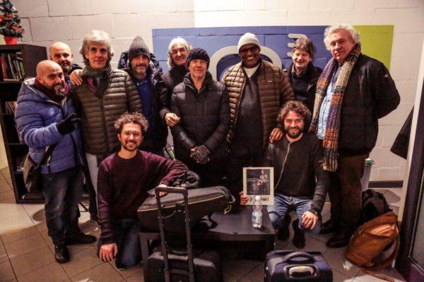 Dire Straits Legends - Studio Session ad Officina Musicale