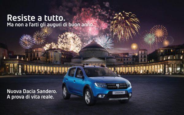 Spot 2017 Dacia Sandero