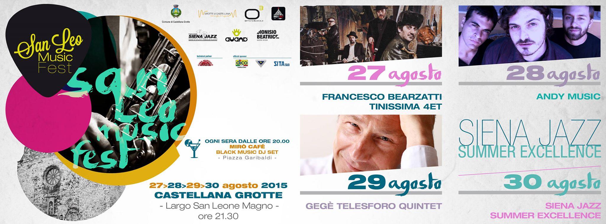 FESTIVAL SAN LEO MUSIC FEST 2015