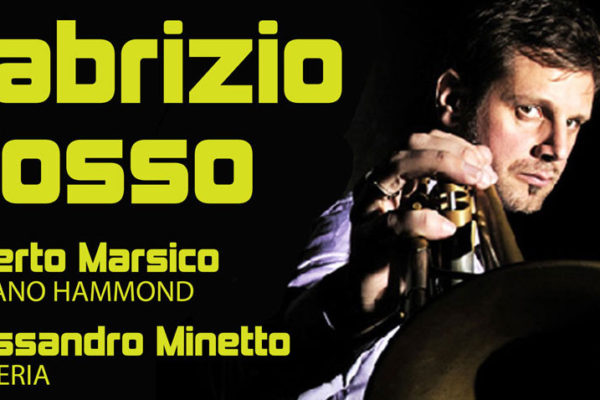 Fabrizio Bosso in Spiritual Trio a Castellana Grotte (Ba) - Officina Musicale