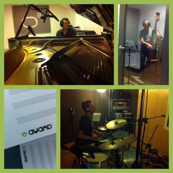 Auand Piano Series - Studio Session ad Officina Musicale