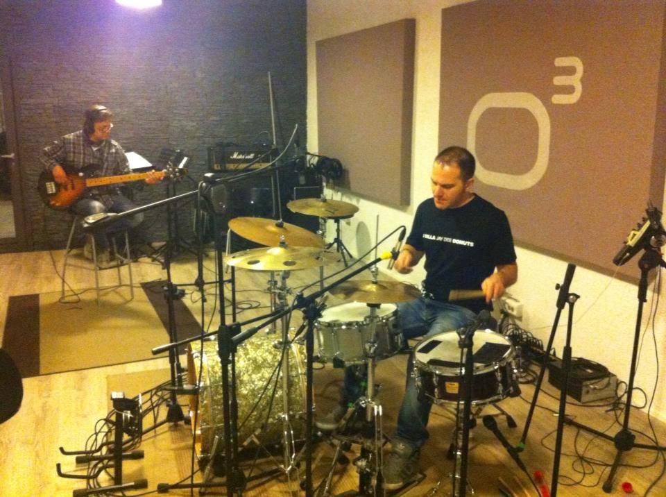 Maurizio Grondona - Studio Session - Officina Musicale
