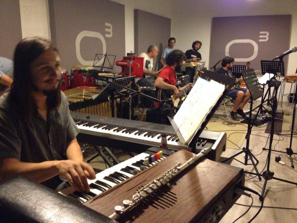 Calibro 35 - Studio Session - Officina Musicale