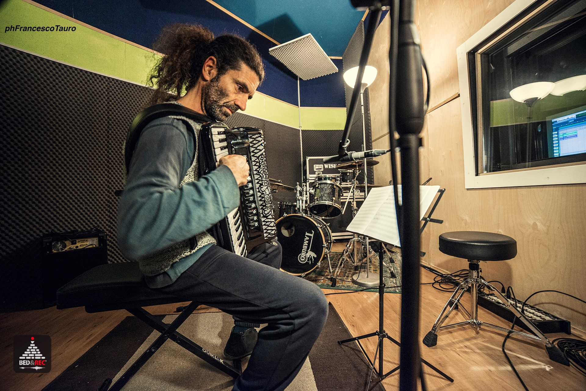 Suonitineranti - Studio Session - Bed&Rec - Officina Musicale