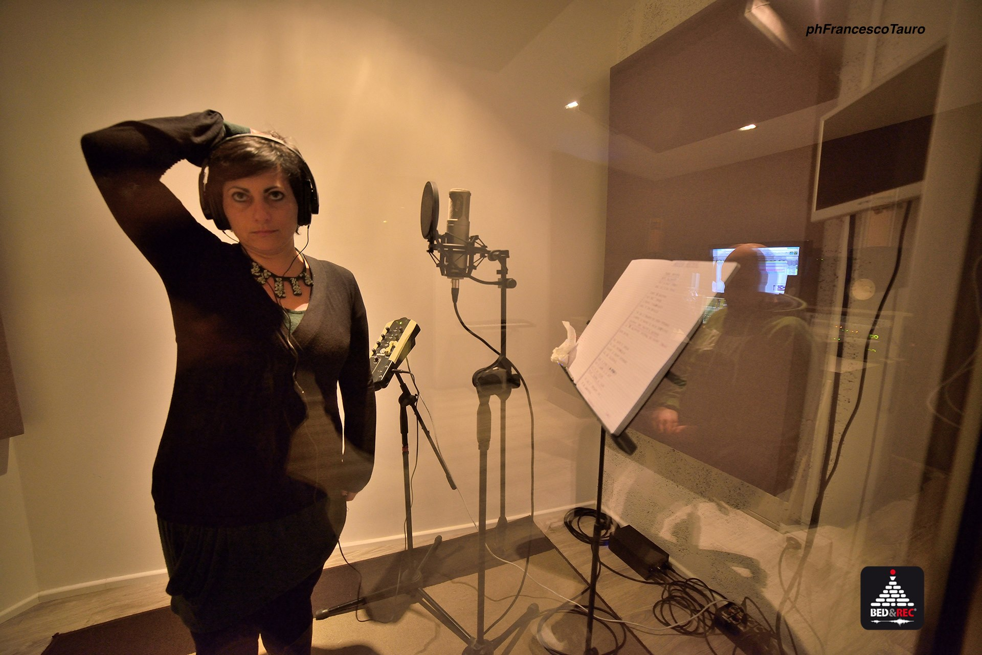 Suonitineranti - Studio Session - Bed&Rec - Officina Musicale
