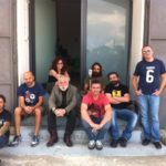 Suono C & Peter Brotzmann - Studio Session ad Officina Musicale