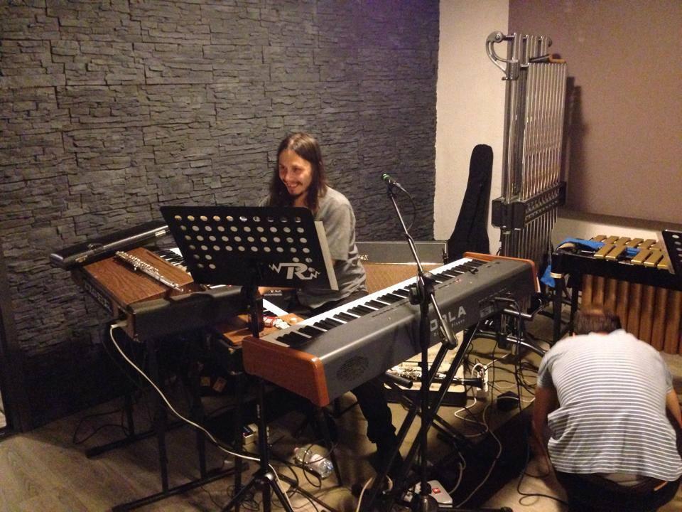 Calibro 35 - Studio Session - Officina Musicale