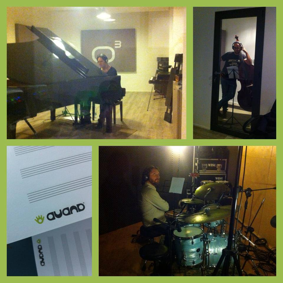 Auand Piano Series - Studio Session - Officina Musicale