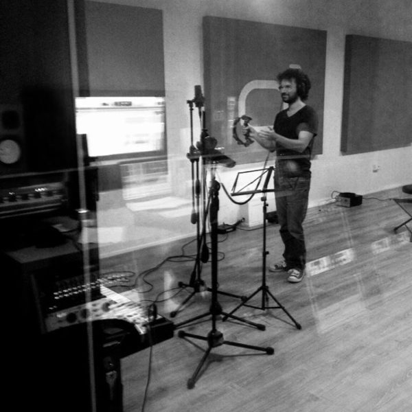 Wise - Studio Session ad Officina Musicale