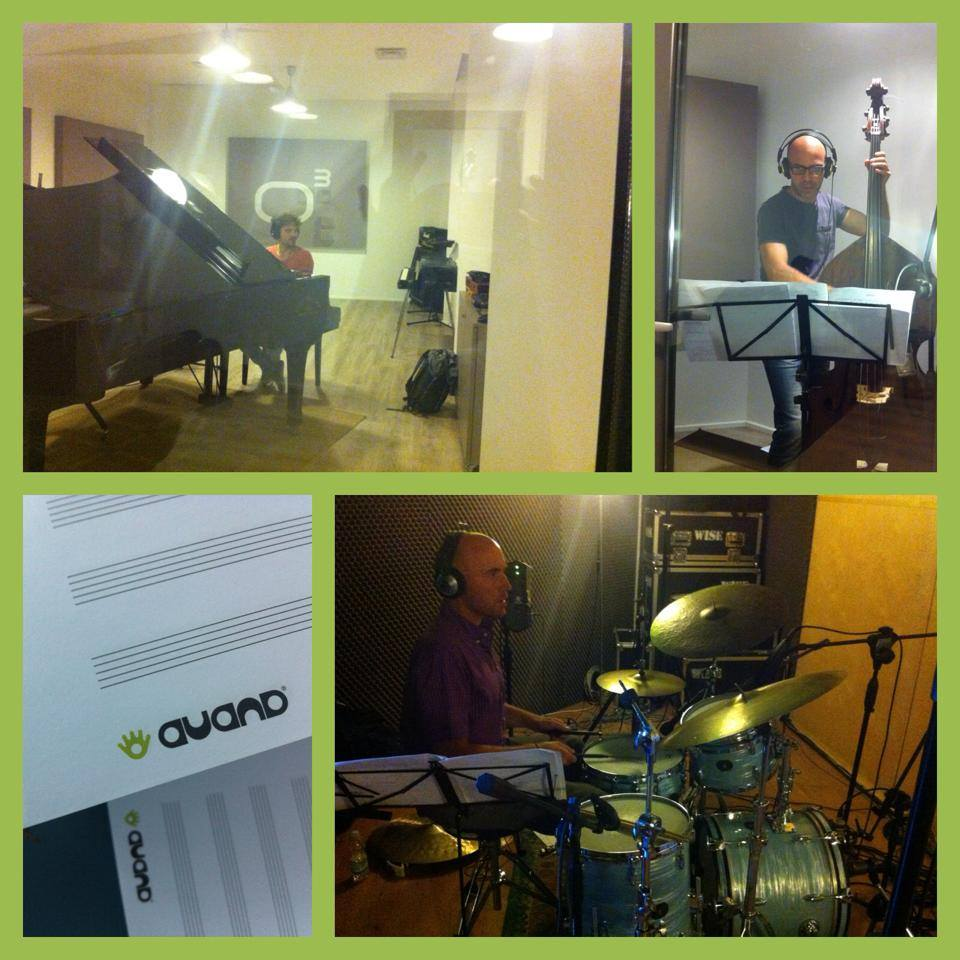 Auand Piano Series - Studio Session ad Officina Musicale