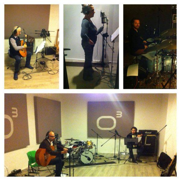 Omaggio a Antonio Carlos Jobim - Studio Session ad Officina Musicale