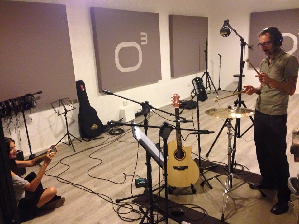 Davide Penta - Studio Session - Officina Musicale