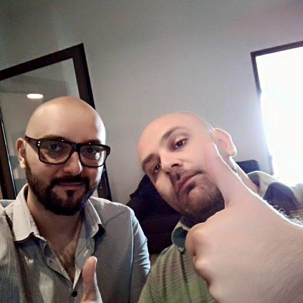 Balducci, Mauriogiovanni - Studio Session ad Officina Musicale