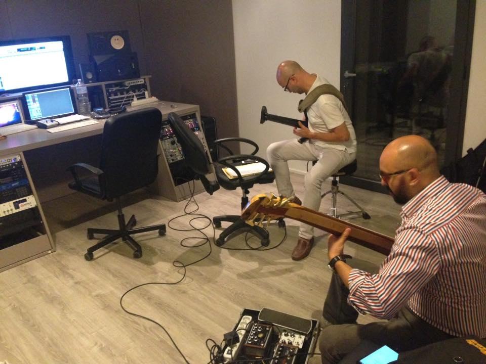 Balducci, Mauriogiovanni - Studio Session - Officina Musicale