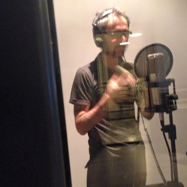 Davide Penta - Studio Session ad Officina Musicale