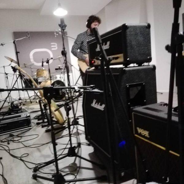 Senhal - Studio Session ad Officina Musicale
