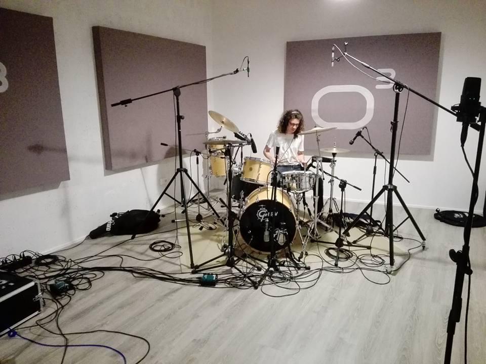 Senhal - Studio Session - Officina Musicale