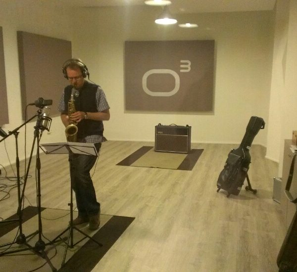 Fabio Accardi - Studio Session ad Officina Musicale