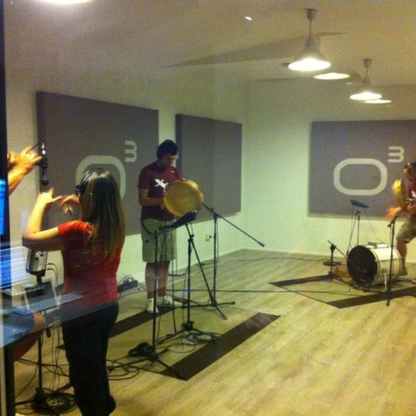 Terrarossa - Studio Session ad Officina Musicale