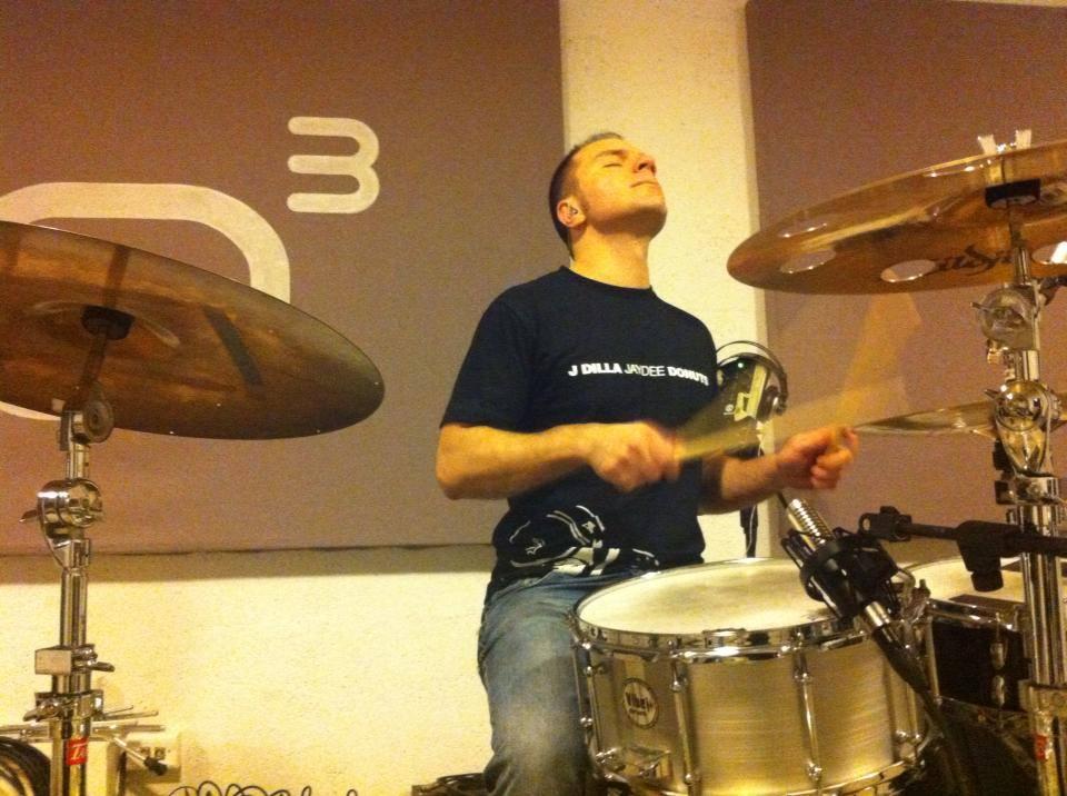 Maurizio Grondona - Studio Session ad Officina Musicale