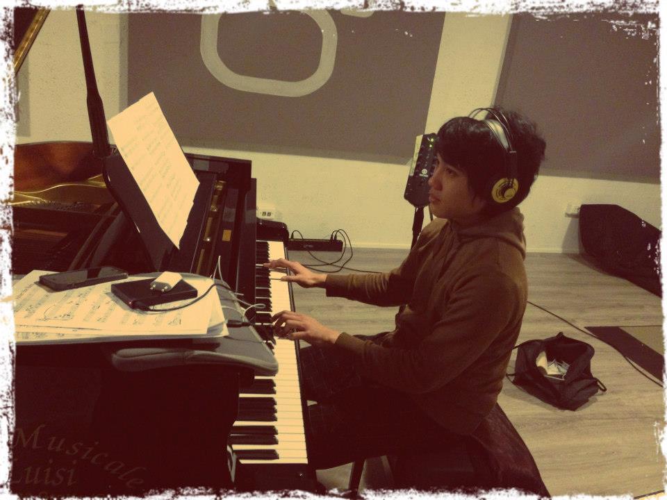 Angiuli, Lamontanara, Hanuraga - Studio Session - Officina Musicale