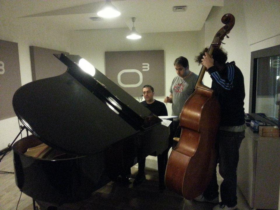 Fumarola, Petruzzellis, Pace - Studio Session - Officina Musicale