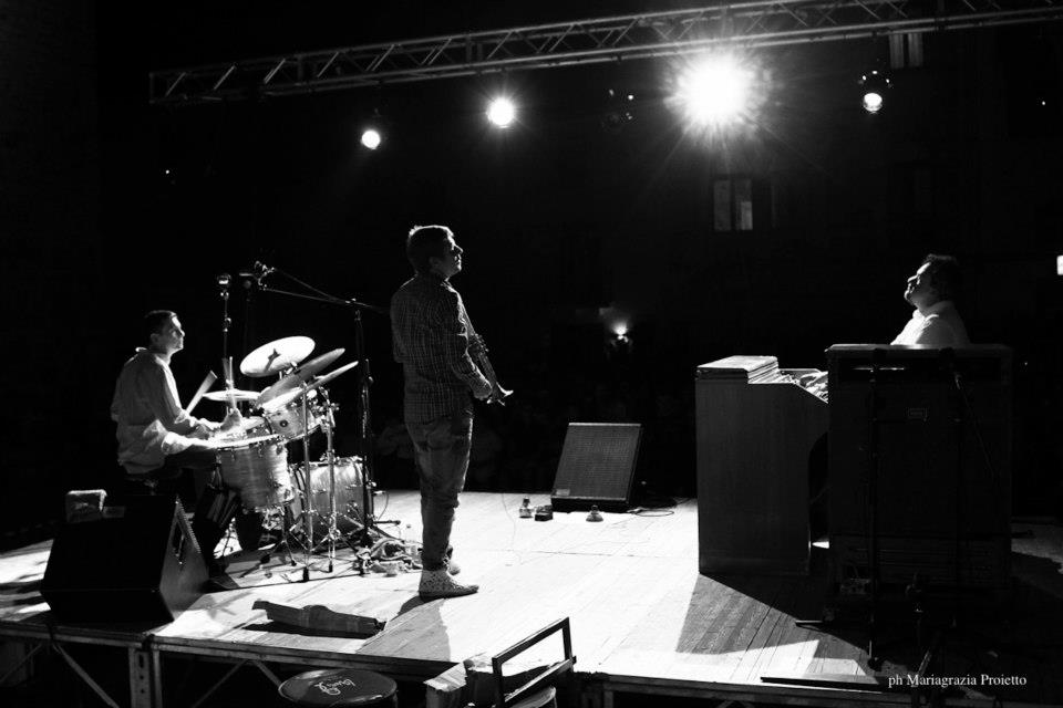 Fabrizio Bosso - Live Spiritual Trio - Castellana Grotte