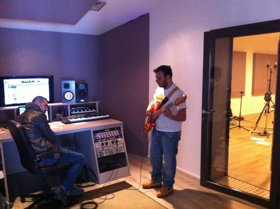 Uduchà - Studio Session - Officina Musicale