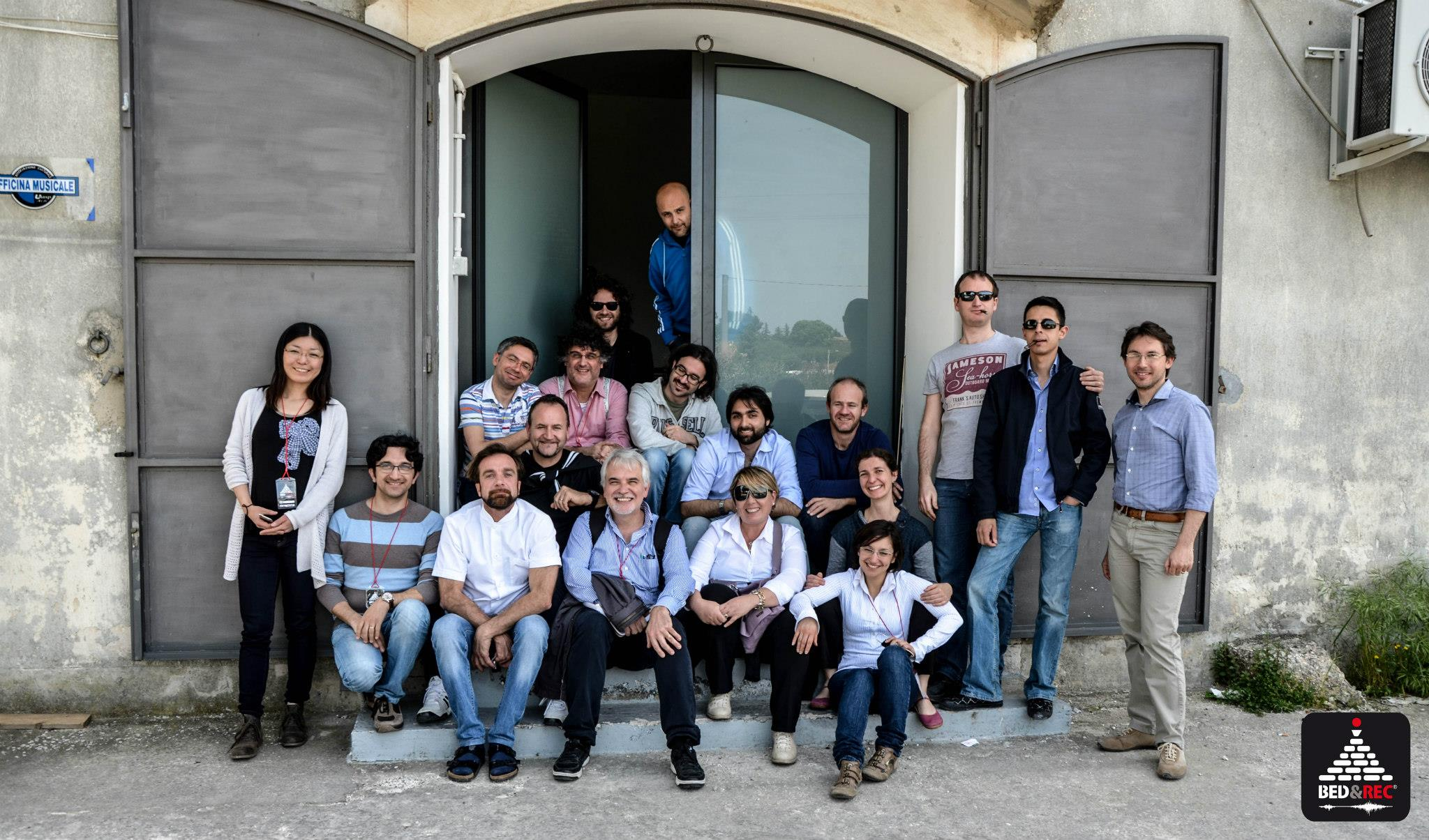Cappella Musicale Corradiana - Studio Session - Bed&Rec - Officina Musicale