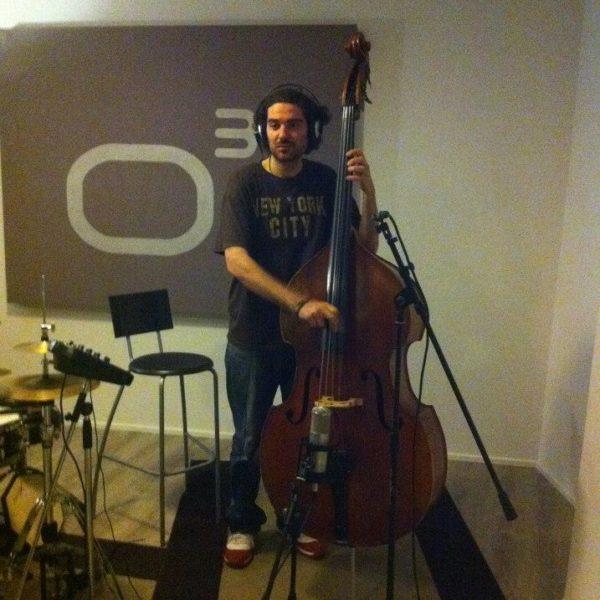 De Luci, Pace, Piccoli - Studio Session ad Officina Musicale