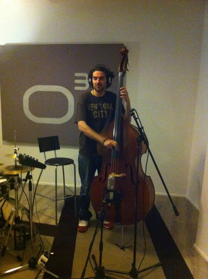 De Luci, Pace, Piccoli - Studio Session - Officina Musicale