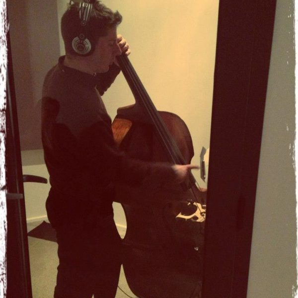Angiuli, Lamontanara, Hanuraga - Studio Session ad Officina Musicale