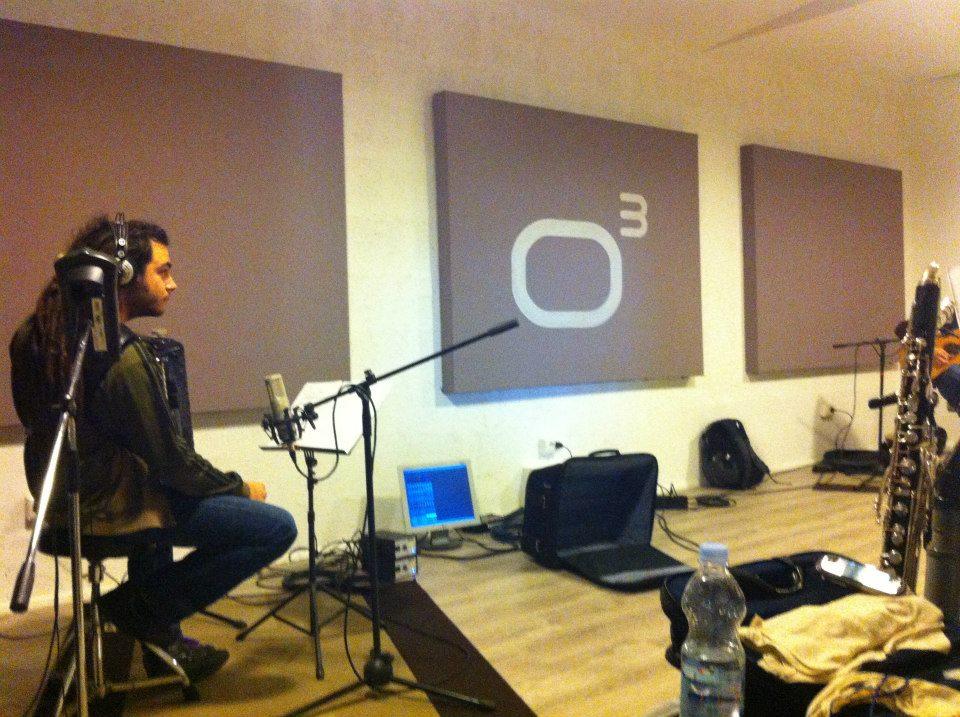 Il Canto Spezzato - Studio Session - Officina Musicale