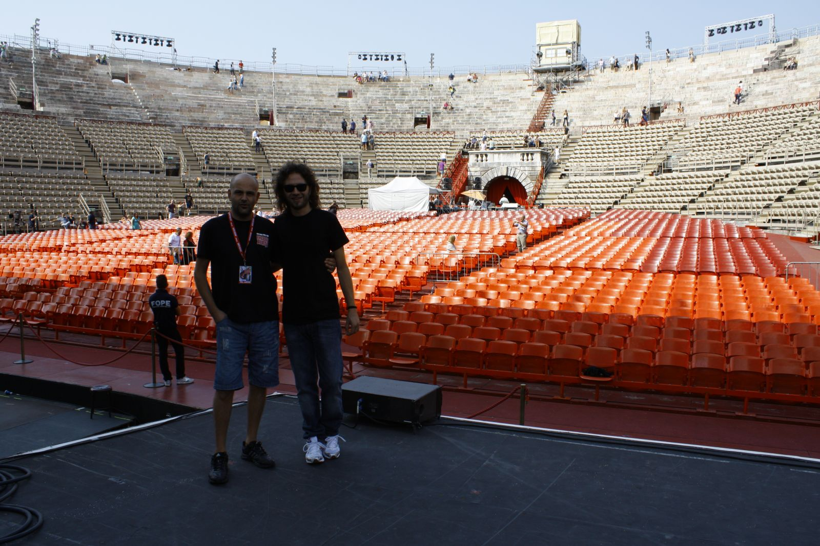 Checco Zalone - Live - Resto Umile World Tour