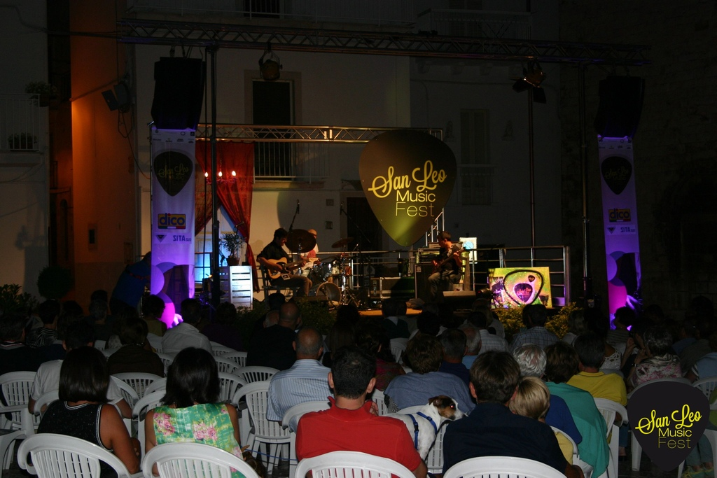 San Leo Music Fest 2015 - Andymusic - Officina Musicale