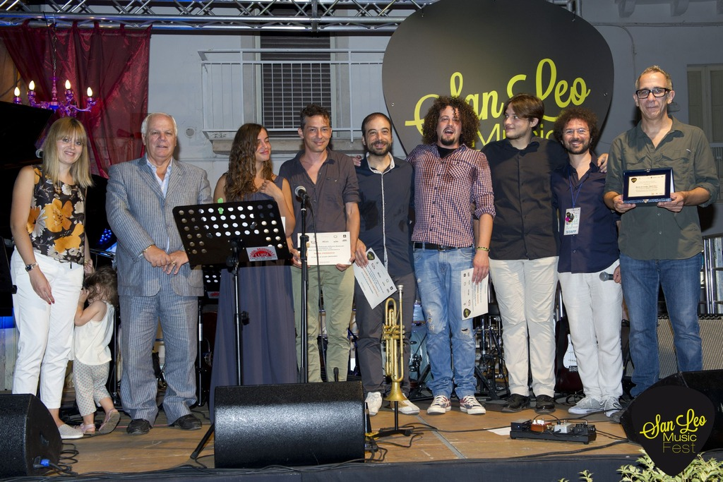San Leo Music Fest 2015 - Attestati - Officina Musicale