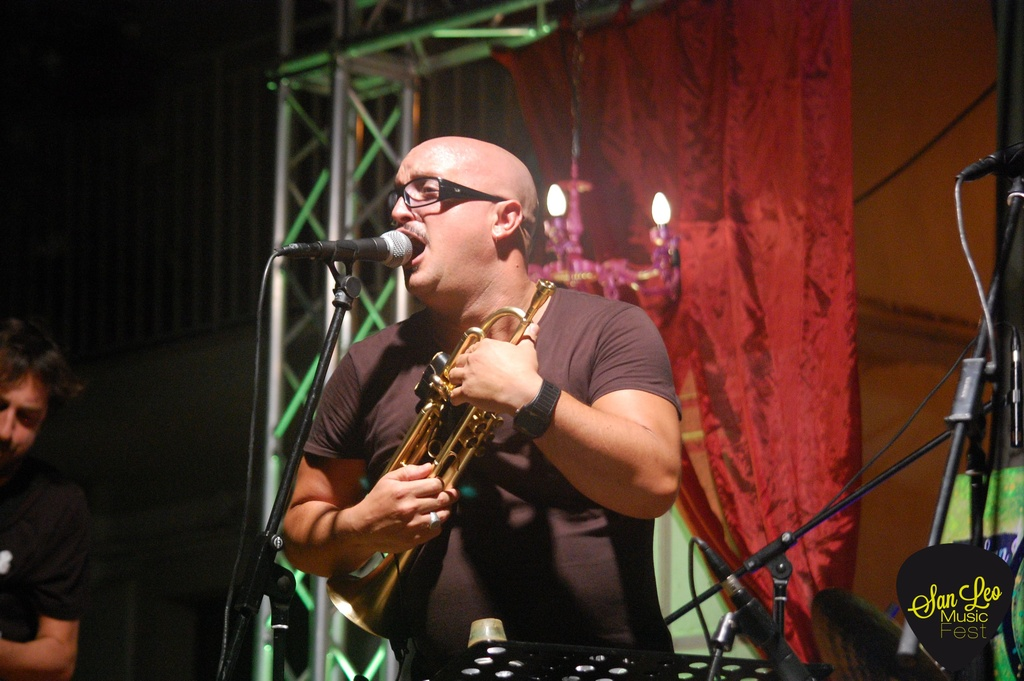 San Leo Music Fest 2015 - Bearzatti - Officina Musicale
