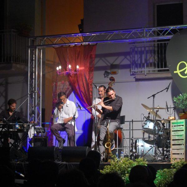 San Leo Music Fest 2015 - Telesforo - Officina Musicale