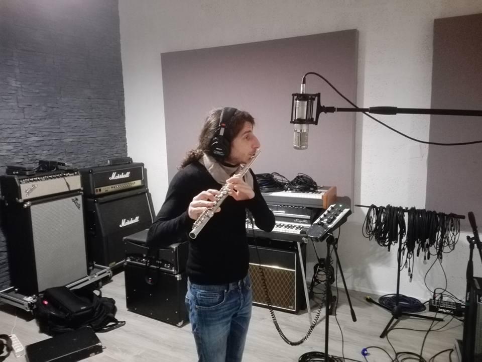 AcomeAndromeda - Studio Session - Officina Musicale