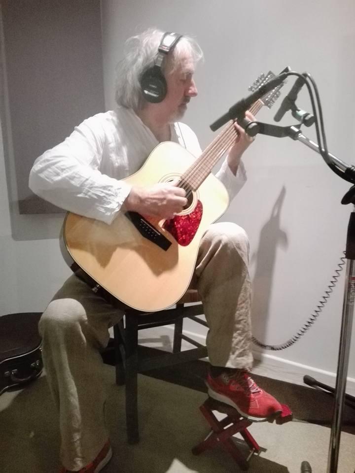 Maurogiovanni, Di Modugno, Liberti - Studio Session - Officina Musicale