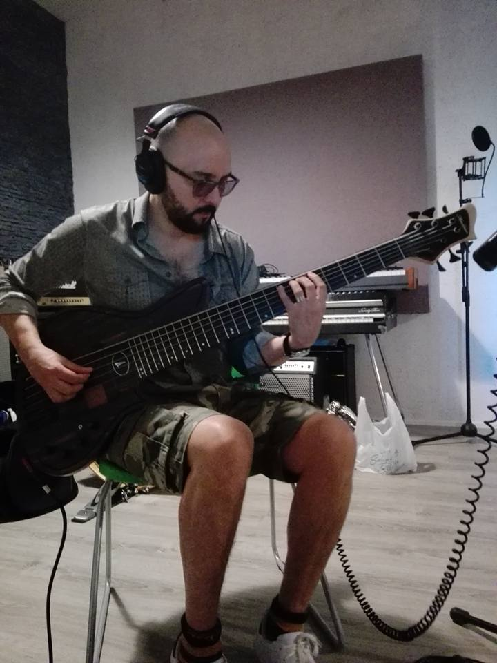 Maurogiovanni, Di Modugno, Liberti - Studio Session - Officina Musicale