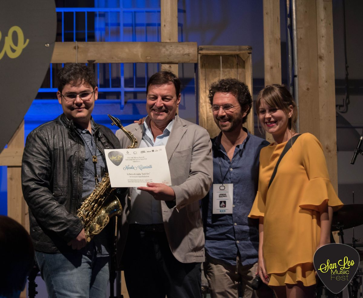 San Leo Music Fest 2016 - Siena Jazz - Officina Musicale