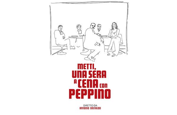Metti una sera a cena con Peppino