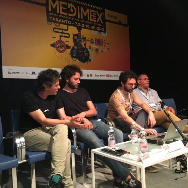 Bed&Rec al medimex 2018