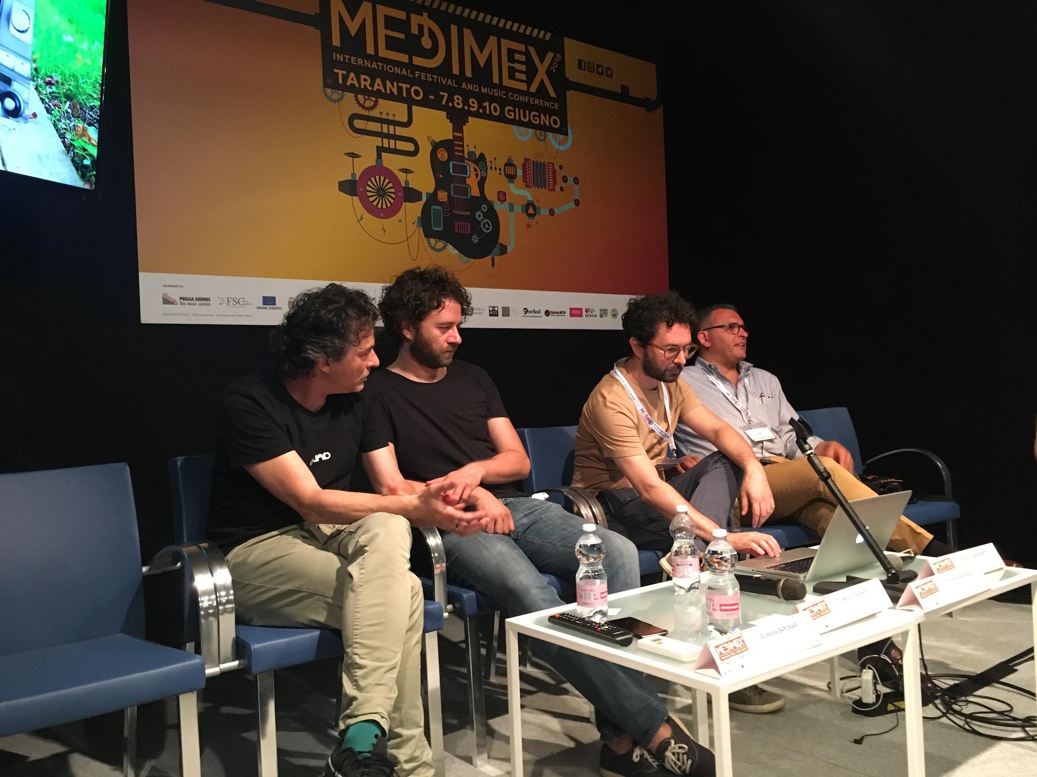 Bed&Rec si presenta al Medimex di Taranto