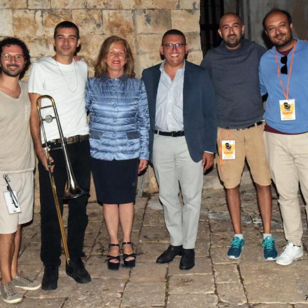 Gianluca Petrella Trio 70's - michele Papadia stefano Tamborrino