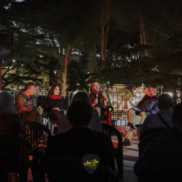 san leo music talk 8